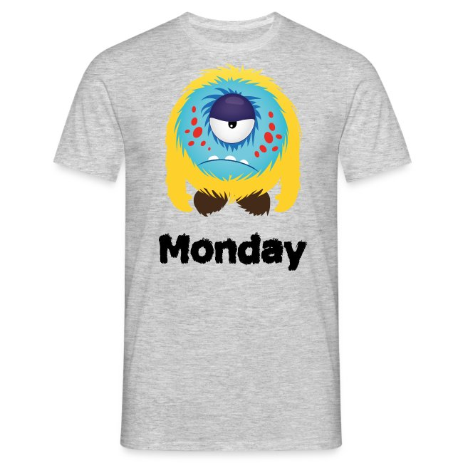 Montag Monster T-Shirts
