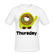 Donnerstag Monster T-Shirts
