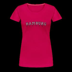Hamburg Germany Vintage Weiß