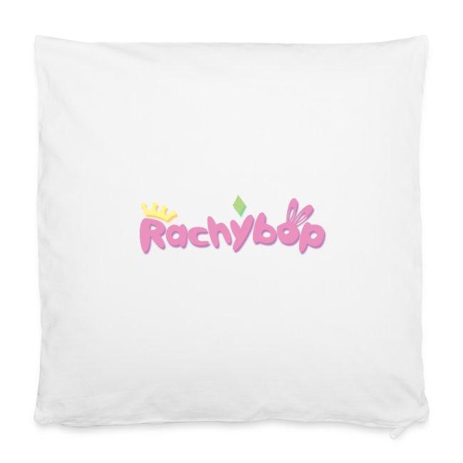 Rachybop Logo Pillowcase