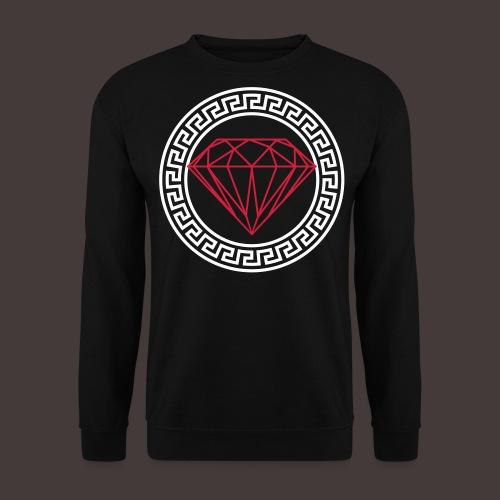 DIAMOND VERSACE - Männer Pullover