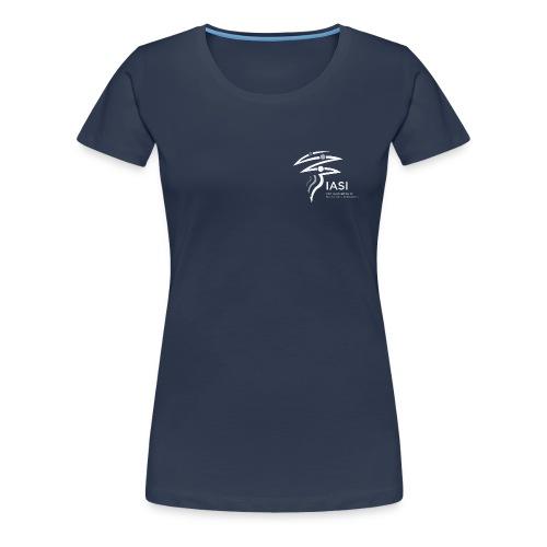 Womens IASI T-Shirt - Women's Premium T-Shirt