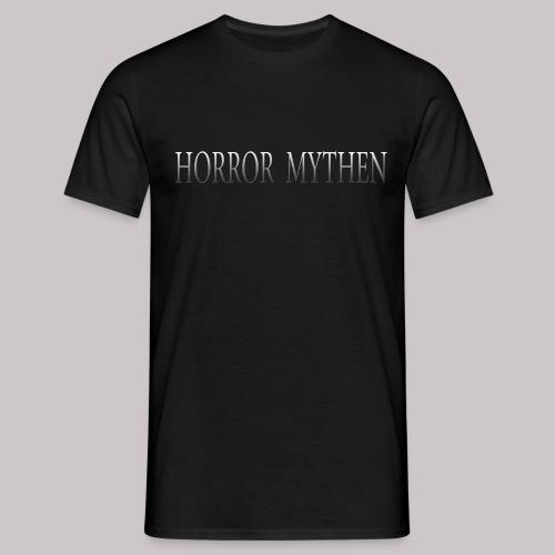 Horror Mythen Shirt 1 - Männer T-Shirt