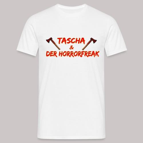 Tascha & Der Horrorfreak 1 - Männer T-Shirt