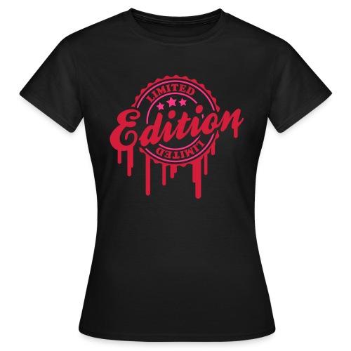 Limited Shirt - Frauen T-Shirt