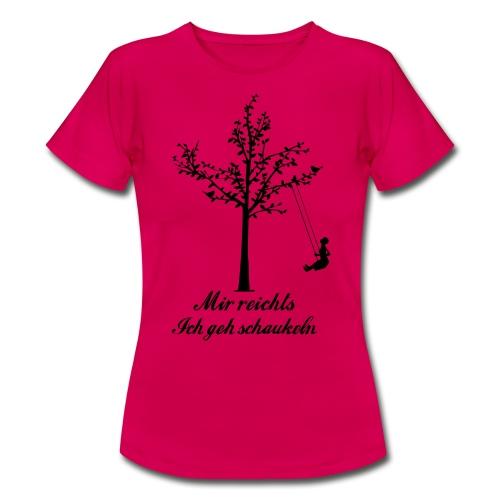 Girly Shirt - Frauen T-Shirt