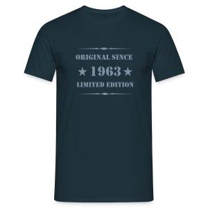 Shirt mit Aufdruck, 1963 Limited Edition - Männer T-Shirt