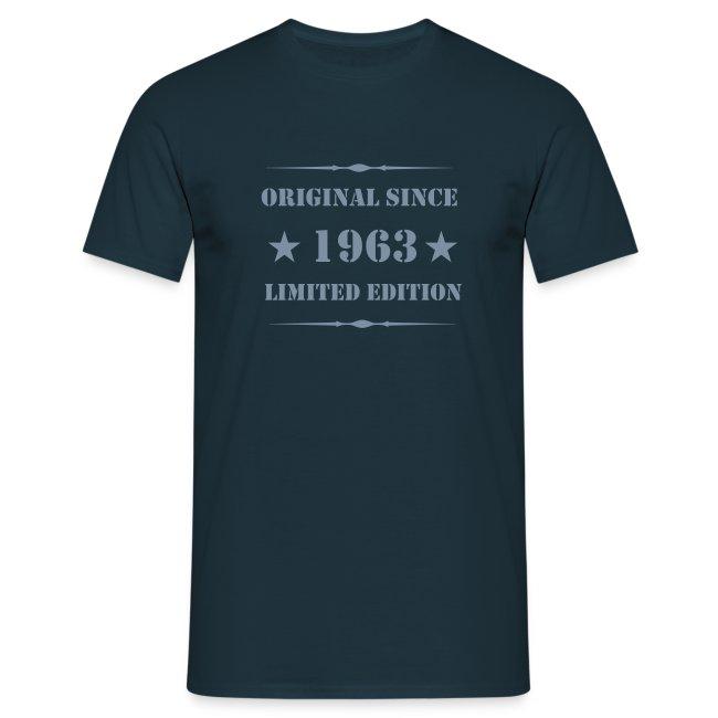 Shirt mit Aufdruck, 1963 Limited Edition