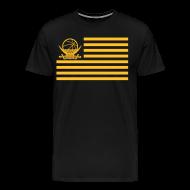 T-Shirts ~ Männer Premium T-Shirt ~ Flaggen-Shirt