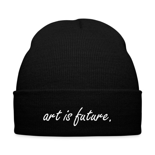 art is future BLACK-HAT UNISEX - Wintermütze