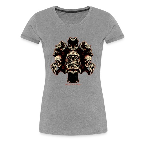 Fraktalchemy 2 - T-shirt Premium Femme