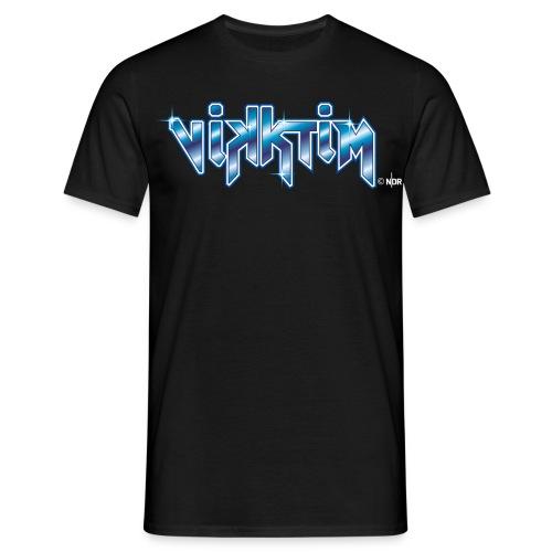 Krude TV - Männer T-Shirt vikktim - Männer T-Shirt