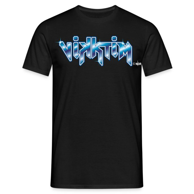 "Krude TV - Männer T-Shirt ""vikktim"""