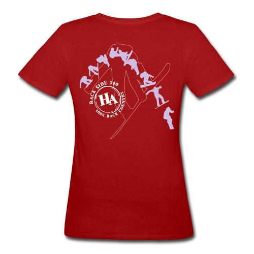 T-shirt F Snow - T-shirt bio Femme