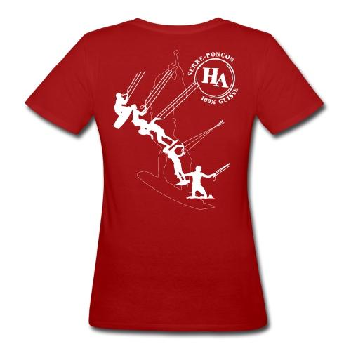 T-shirt F Kite - T-shirt bio Femme