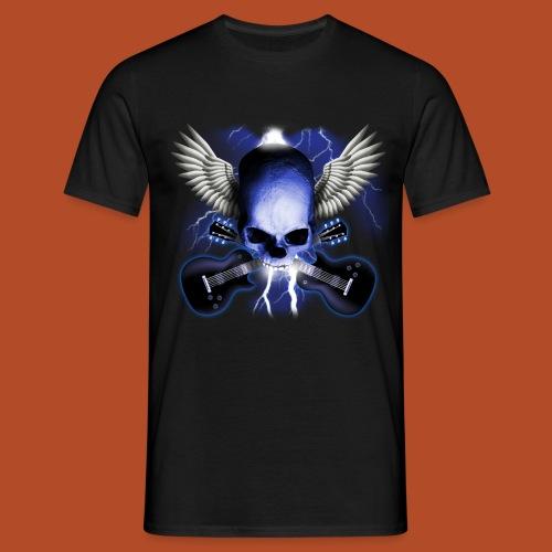 Camiseta Metal - Camiseta hombre