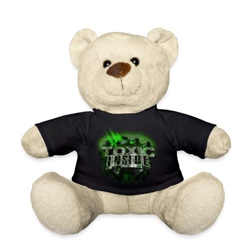 ToXic Inside [Teddy] [BLACK] - Teddy Bear