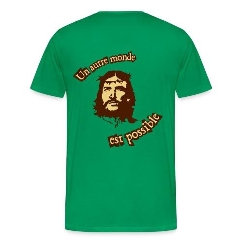 Jésus Révolution - T-shirt Premium Homme