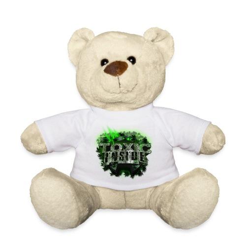 ToXic Inside [Teddy] [WHITE] - Teddy Bear
