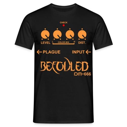 Befouled Death Metal 666 T-shirt Men - T-skjorte for menn