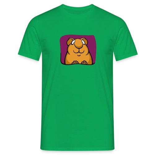 SmileyPiggyShirt - Männer T-Shirt