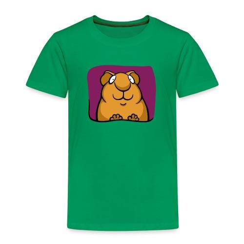 SmileyPiggyShirt - Kinder Premium T-Shirt
