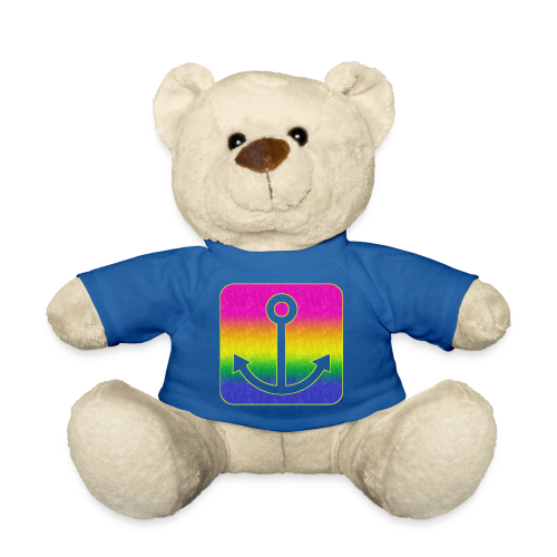Anker Regenbogen - Teddy