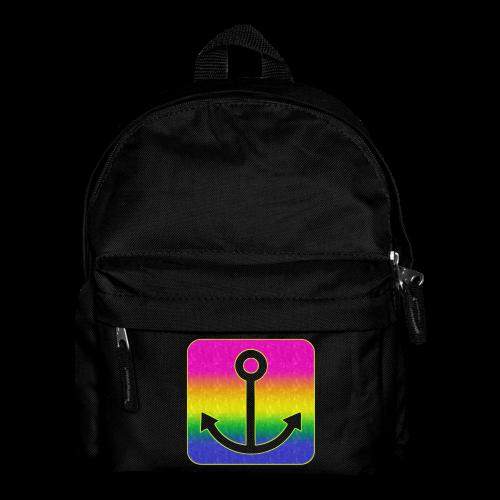 Anker Regenbogen - Kinder Rucksack