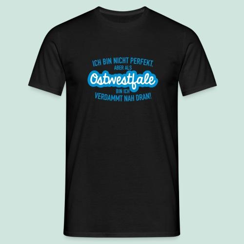 Nicht perfekt  - Männer T-Shirt
