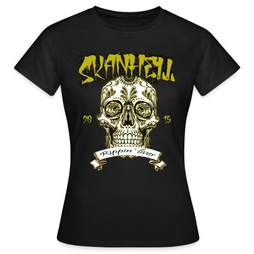 Skanhell Mexican Girl T-Shirt - Maglietta da donna