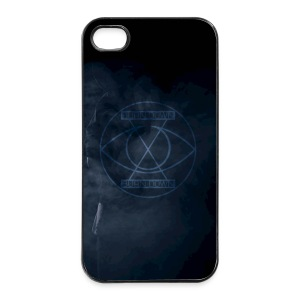 iPhone 4/4S Smoker Burn Down Phone Case - iPhone 4/4s Hard Case