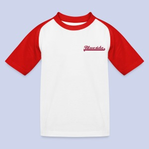 Kinder T-Shirt mit Logo - Kinder Baseball T-Shirt