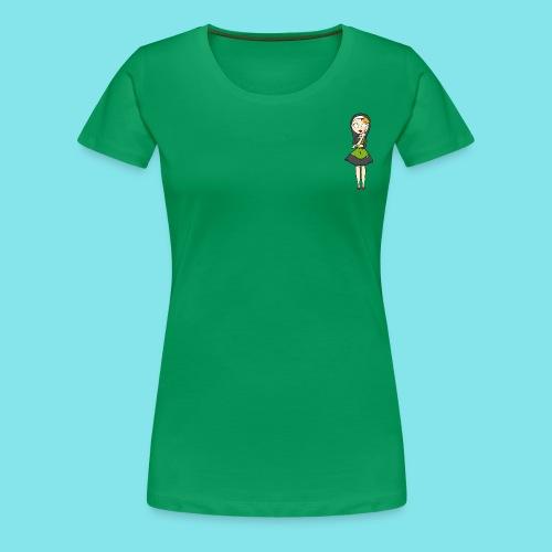 T-shirt Nadenken - Vrouwen Premium T-shirt