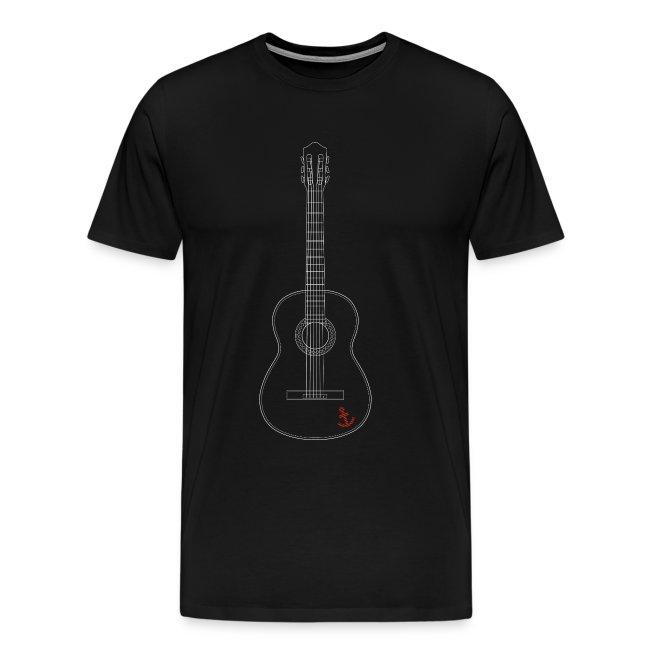 Gitarre + Anker