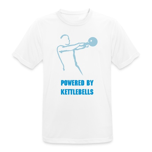 Kettlebell Hero T-shirt - Men's Breathable T-Shirt