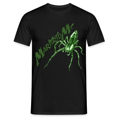 MartirioMC Spider Tshirt - Maglietta da uomo