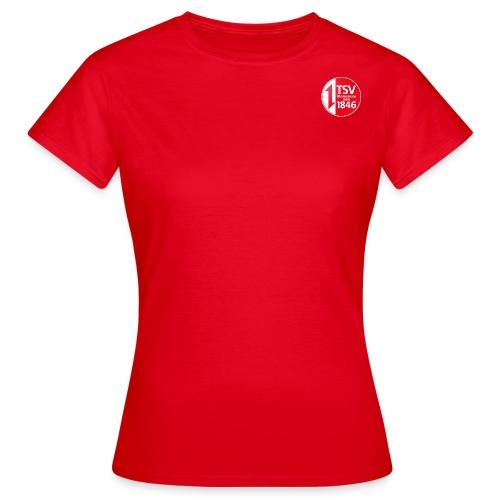 Damen T-Shirt Trampolin  - Frauen T-Shirt