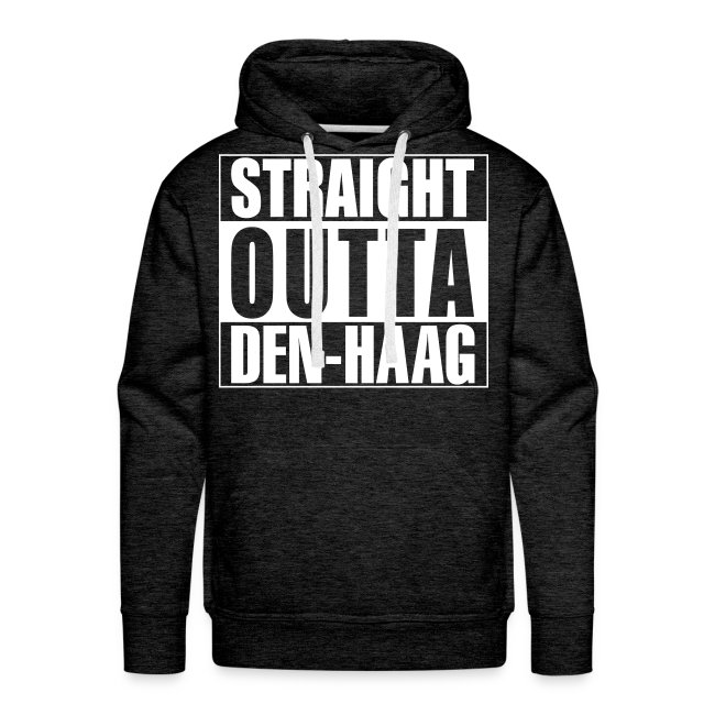 Straight outta Den-Haag
