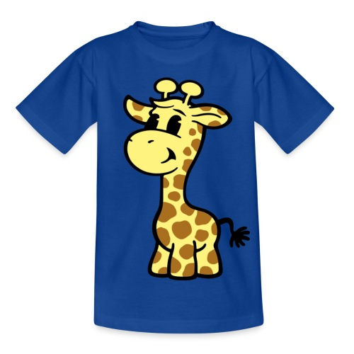 Giraffen T-Shirt - Kinder T-Shirt