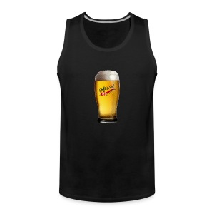 After Surf Beer - Männer Premium Tank Top