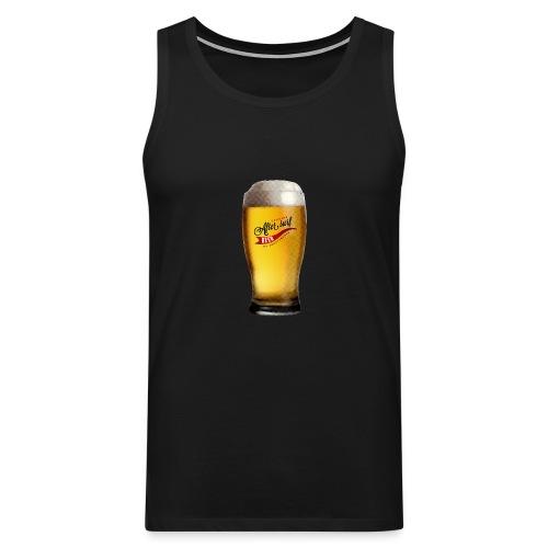 After Surf Beer - Männer Premium Tank Top