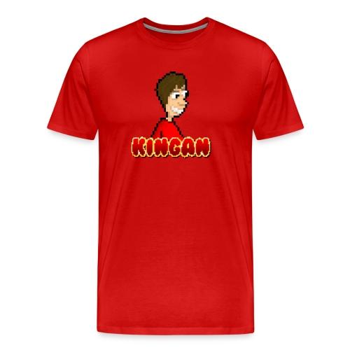 Kingan Tröja - Premium-T-shirt herr