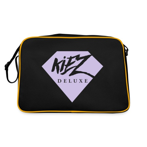 Kiez Deluxe Office  - Retro Tasche