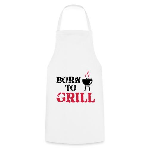 Chef am Grill - Kochschürze