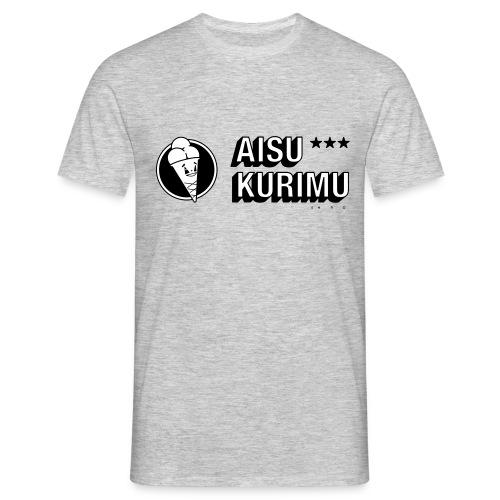 AISUKURIMU, das Eis das lacht - Männer T-Shirt
