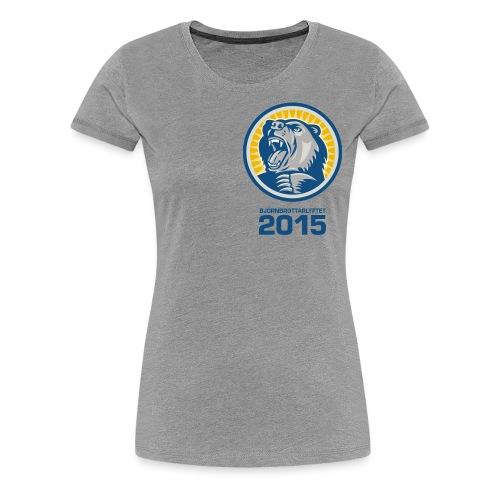BBL 1 dam (för nostalgiska människor som vill ha första utgåvan av tröjan) - Premium-T-shirt dam