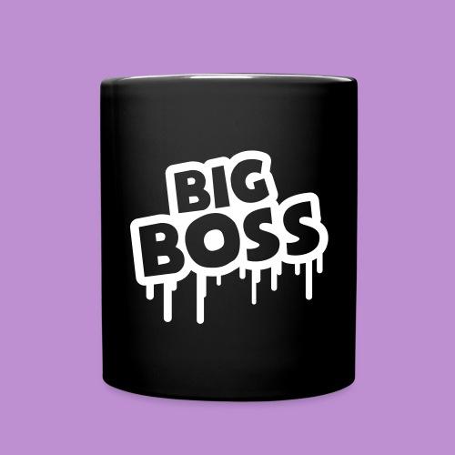 Big boss tasse  - Tasse einfarbig