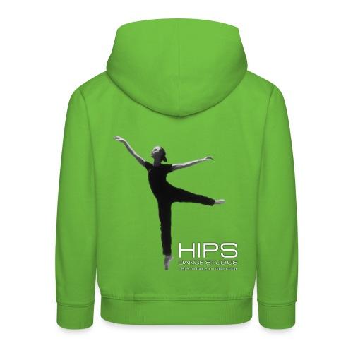 Børne Hoodie - Ballet - Premium hættetrøje til børn