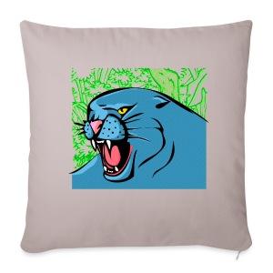 panther - Sofa pillow cover 44 x 44 cm