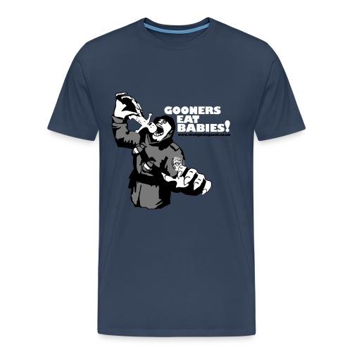 Gooners Eat Babies! - Men's Premium T-Shirt